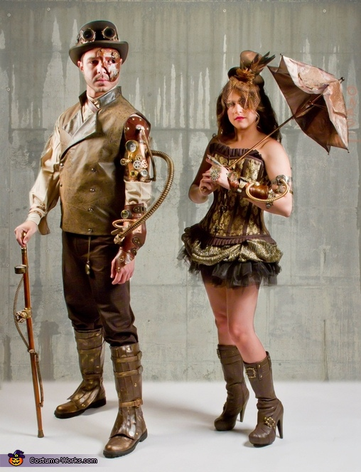 Steampunk Costume