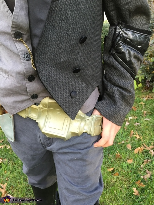 utility belt, Steampunk Civilian Costume