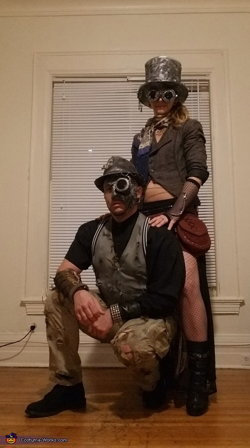 Steampunk Era Costume