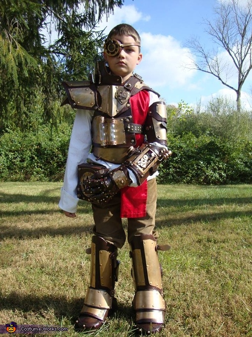 Steampunk Inquisitor Costume