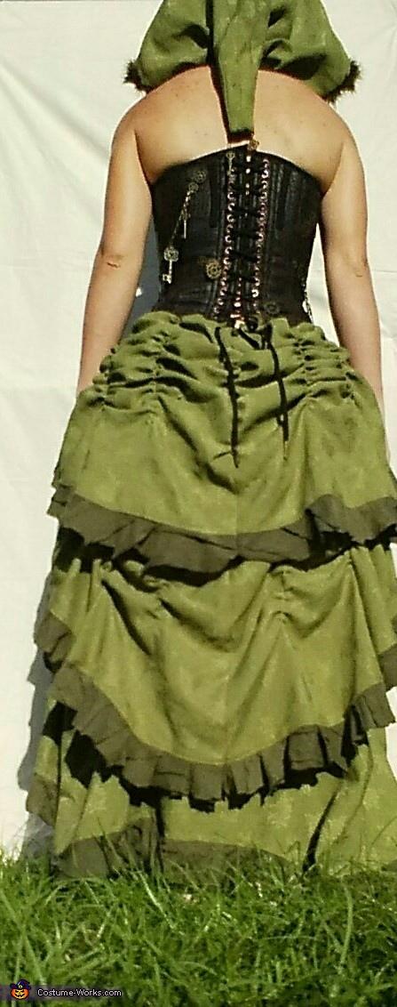 Steampunk Tinkerbell Costume - Photo 2/2