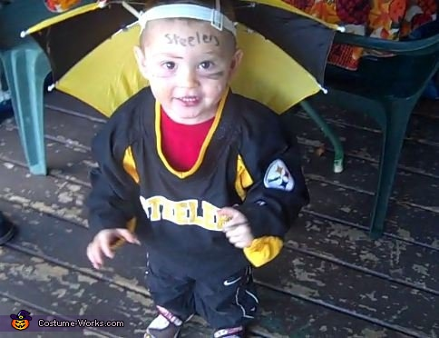 Steelers Boy Costume