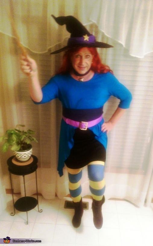 Stella Bubble Witch , Stella Bubble Witch Costume