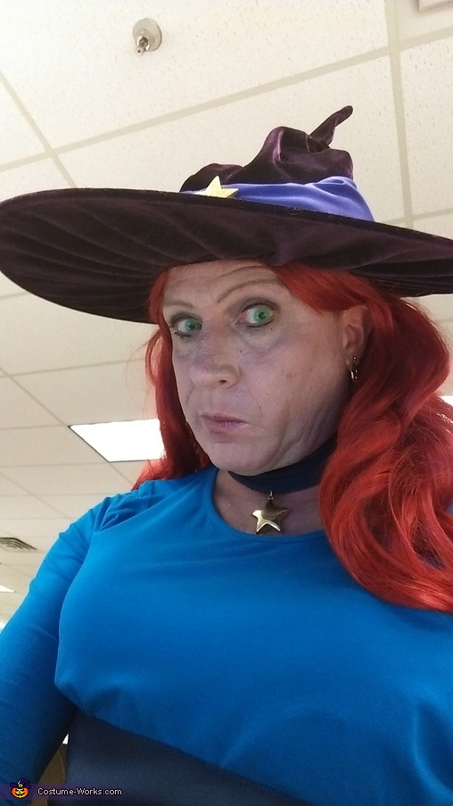 Stella Bubble Witch  Selfie, Stella Bubble Witch Costume