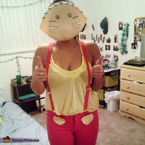 & Stewie Griffin from Family Guy Costume