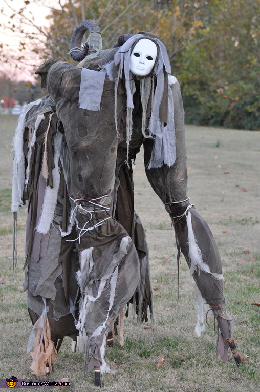 & Stilt Spirit Costume