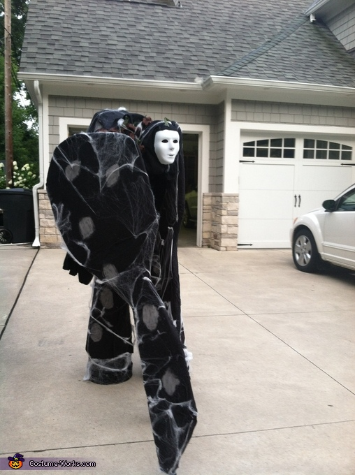Stilt Spirit Homemade Costume
