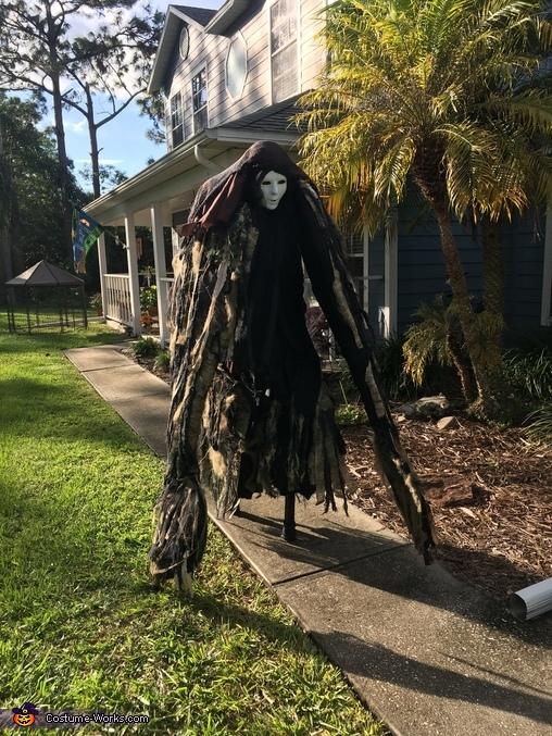 Stilt Walker Costume