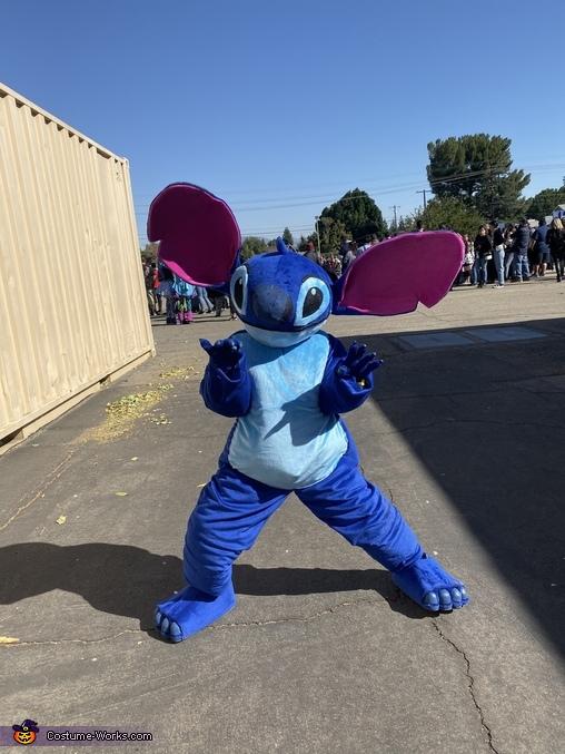 Stitch Homemade Costume
