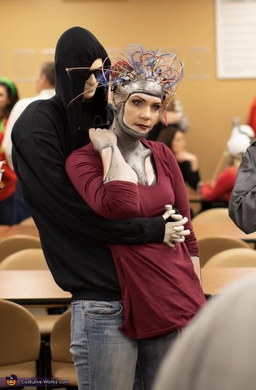 Stolen Cyborg Costume