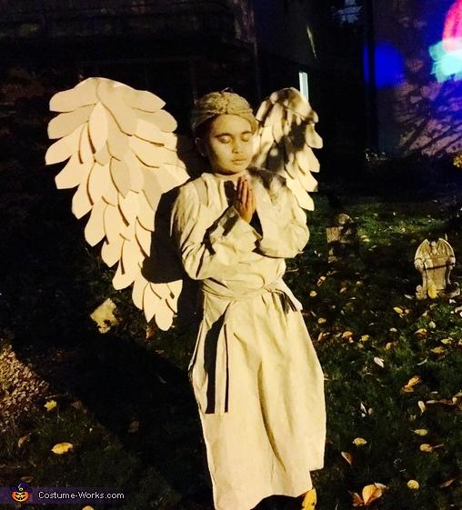 Stone Angel Costume