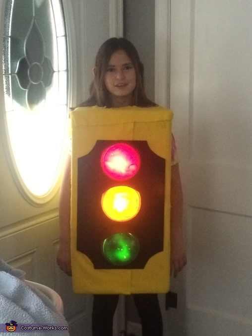 Stoplight Costume