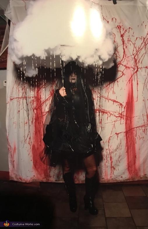 Storm Cloud Costume