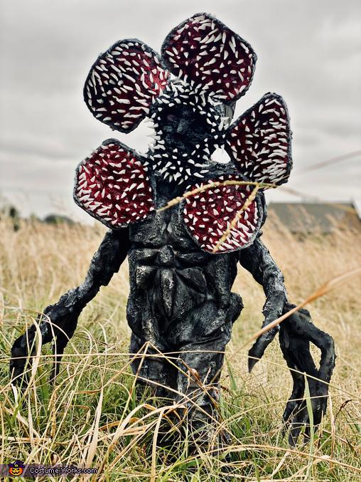 Stranger Things! Demogorgon, Stranger Things Costume