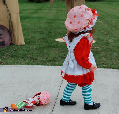 Strawberry Shortcake, Strawberry Shortcake Costume