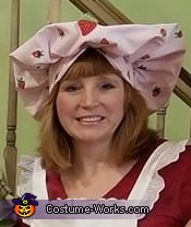 the hat, Strawberry Shortcake Costume