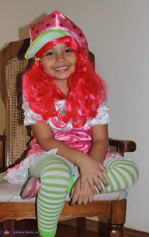 Strawberry Shortcake Costume