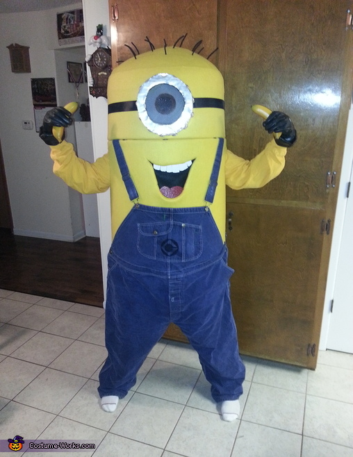 Stuart The Minion Costume