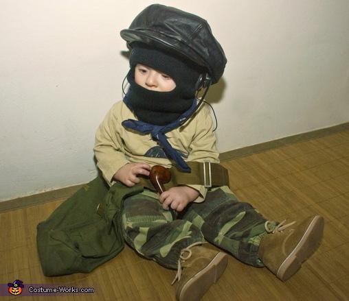 Subcomandante Marcos Baby Costume
