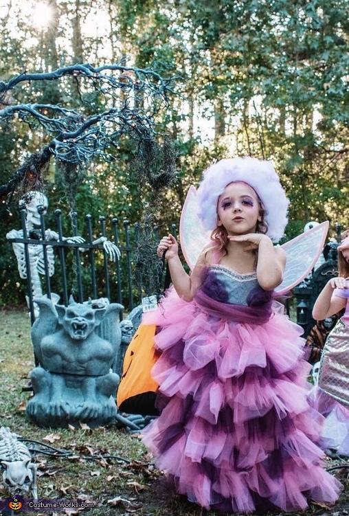 Sugar Plum Fairy, Sugar Plum Fairy Costume