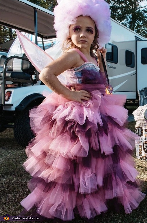 Sugar Plum Fairy, Sugar Plum Fairy Costume