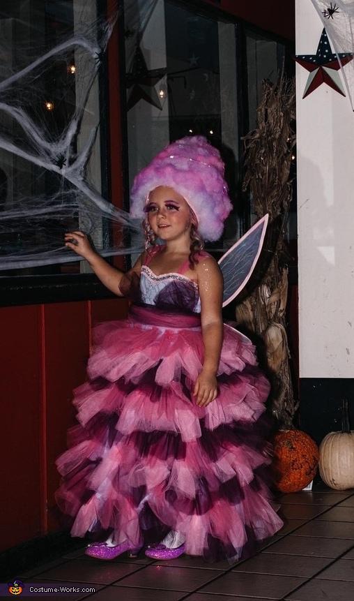 Sugar Plum Fairy Costume