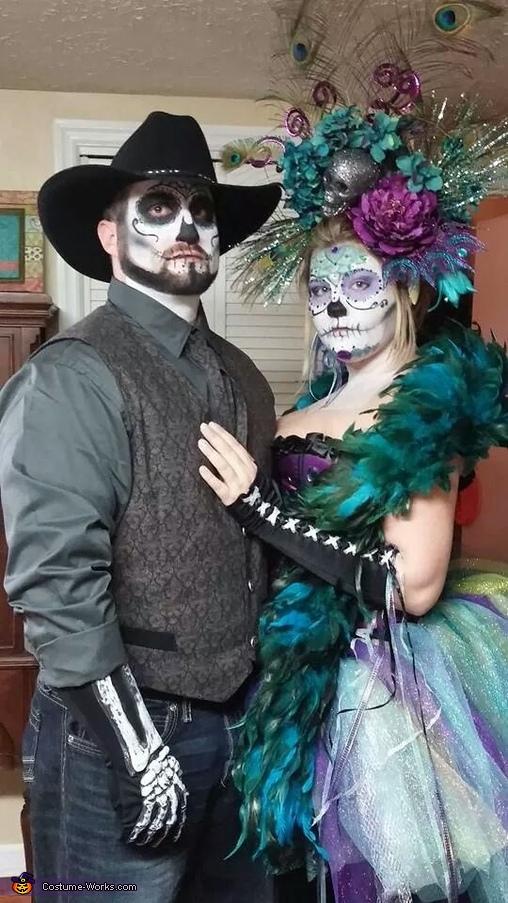 Sugar Skulls Costume