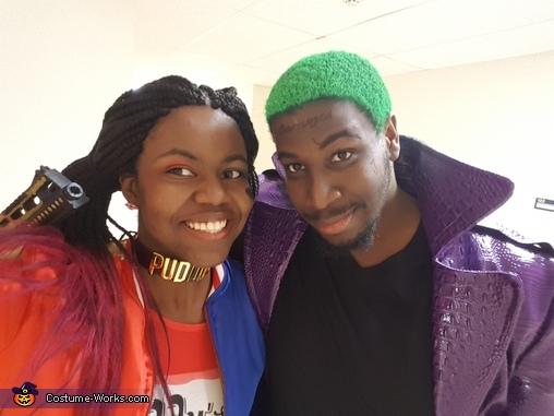 Couple costume, Suicide Squad Group Costume