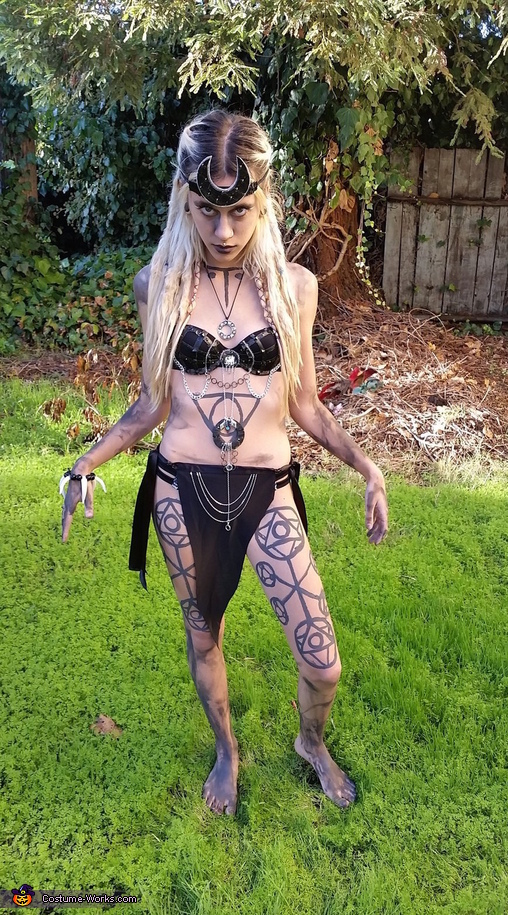 Suicide Squad Enchantress Costume