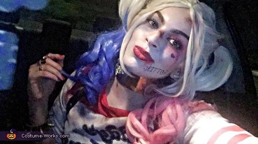 Say 'Heyyy,' Harley !, Harley Quinn Costume