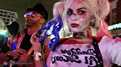Suicide Squad Killer queen., Suicide Squad Harley Quinn Costume