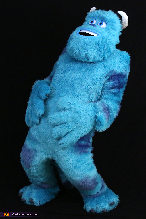 Ahahaha, Sully from Monsters Inc Costume