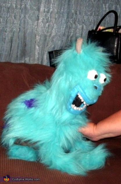 Sully from Monsters Inc Costume
