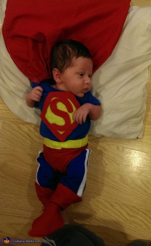 Super Baby Costume