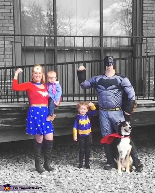Super Family Costume