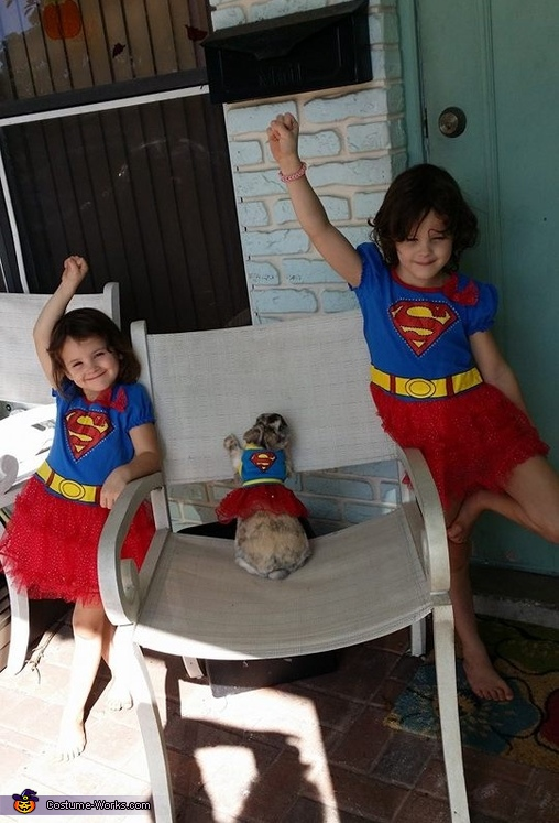 Super Girls Costume