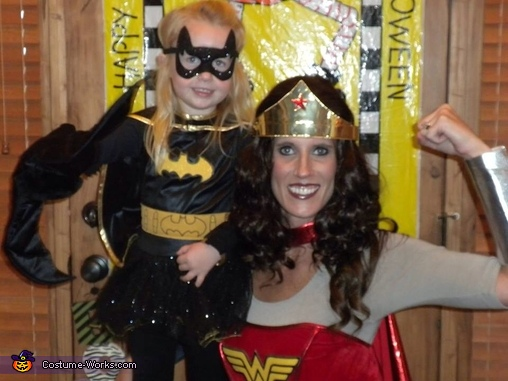 Super Hero Family Costume