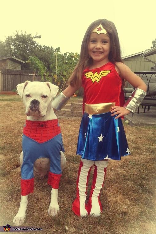 Super Heros Costume
