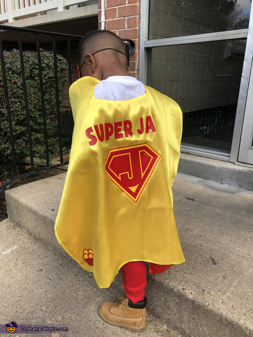 Super Jax Costume