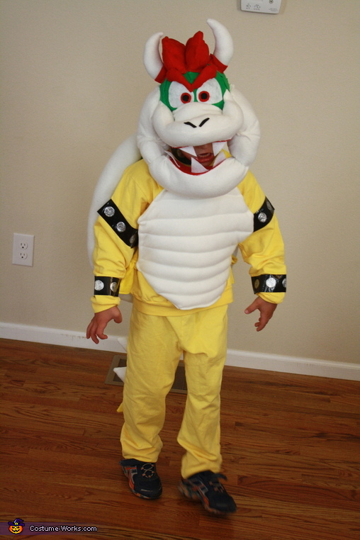 Super Mario World Bowser Costume