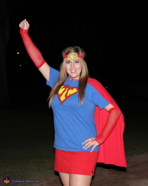 Super Pi Woman, Super Pi Woman Costume