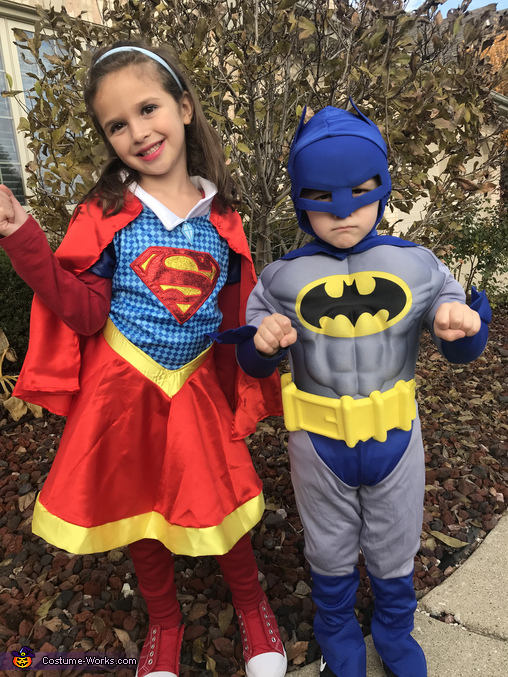 Our Little Heroes!, Superhero Family Costume