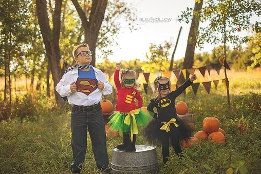 Superheroes Costumes