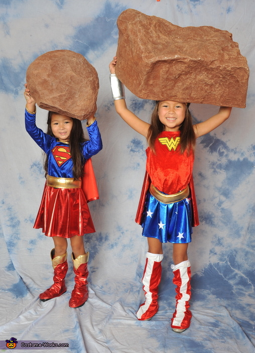 Superheroes Costume