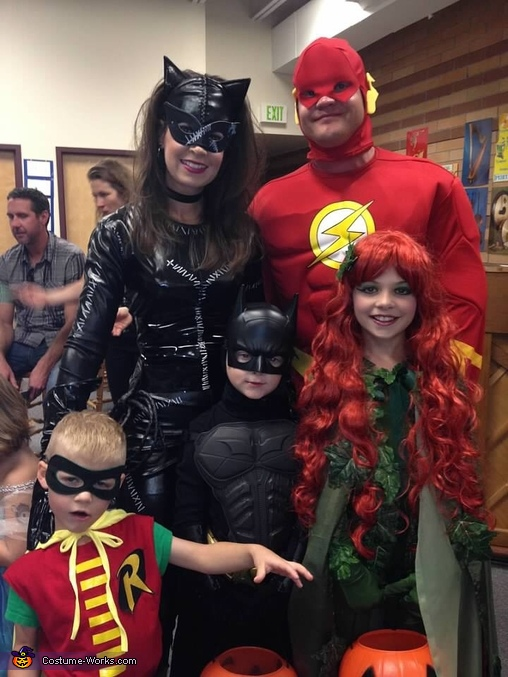Superheros Costume