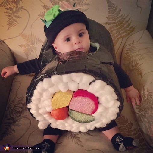 It's Sushi Time! Baby's First Halloween!, Sushi Baby Costume