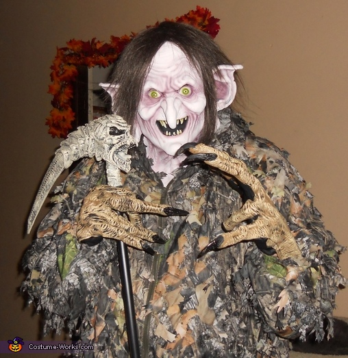 Swamp Witch Costume