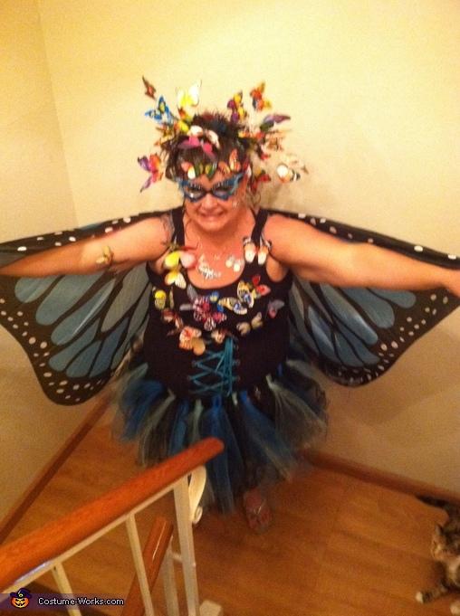Swarm of Butterflies Costume