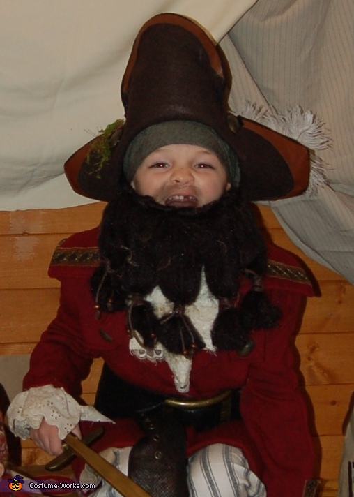 Swashbucklers Homemade Costume