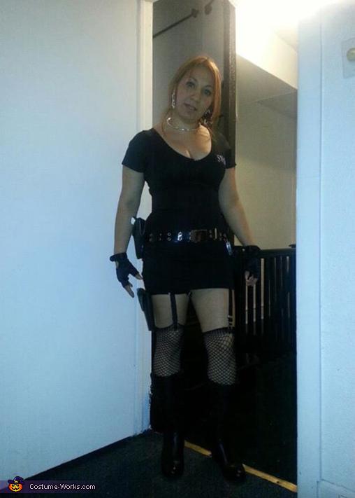 swat, SWAT Costume